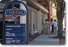 Hyde Park Village Tampa Florida